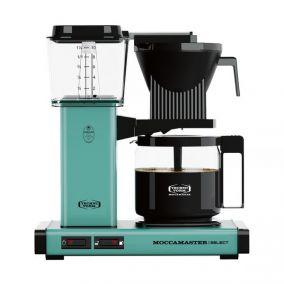 Moccamaster KBG Select TURQUOISE kávéfőző