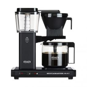 Moccamaster KBG Select MATT BLACK coffee machine