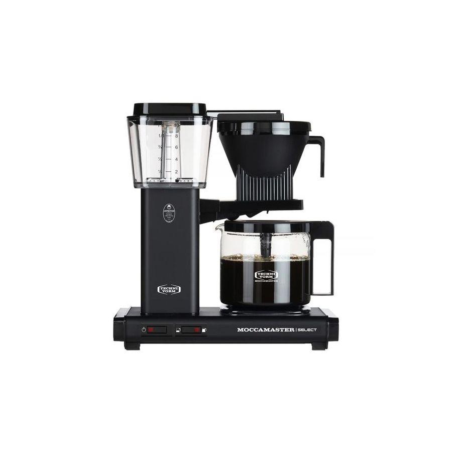 Kávovar Moccamaster KBG Select MATT BLACK