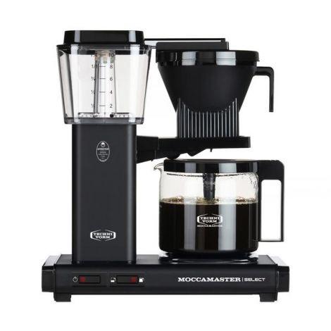 Moccamaster KBG Select MATT BLACK kávéfőző