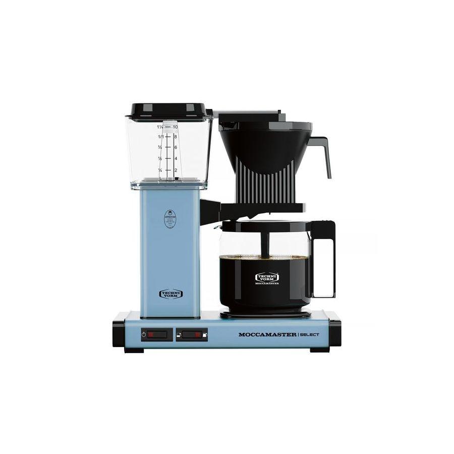 Moccamaster KBG Select PASTEL BLUE kávéfőző