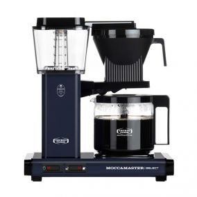 Moccamaster KBG Select MIDNIGHT BLUE coffee machine