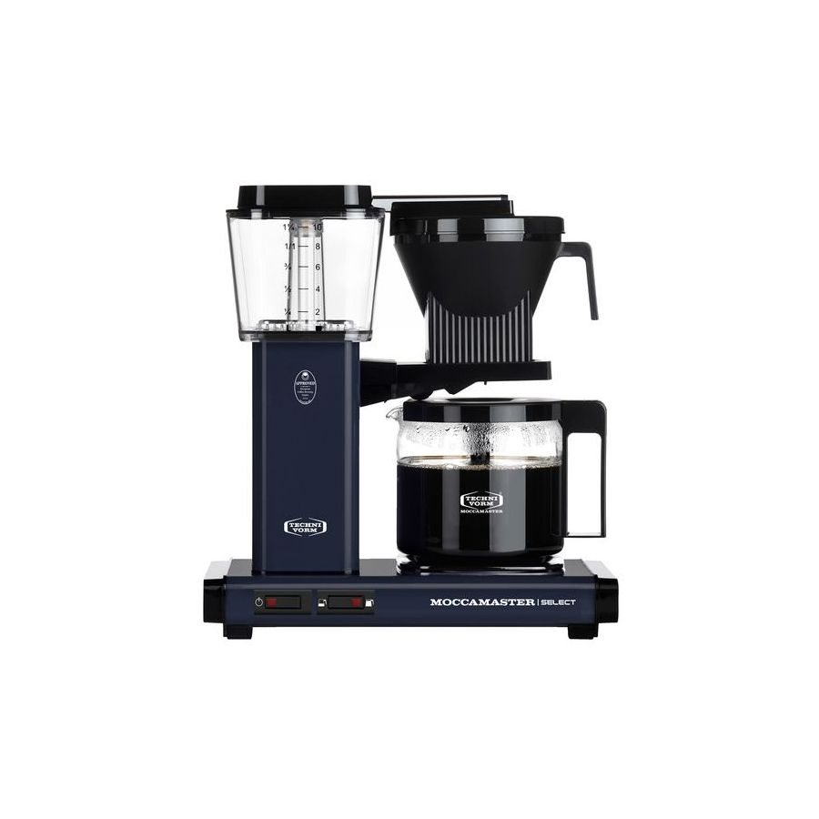Kávovar Moccamaster KBG Select MIDNIGHT BLUE