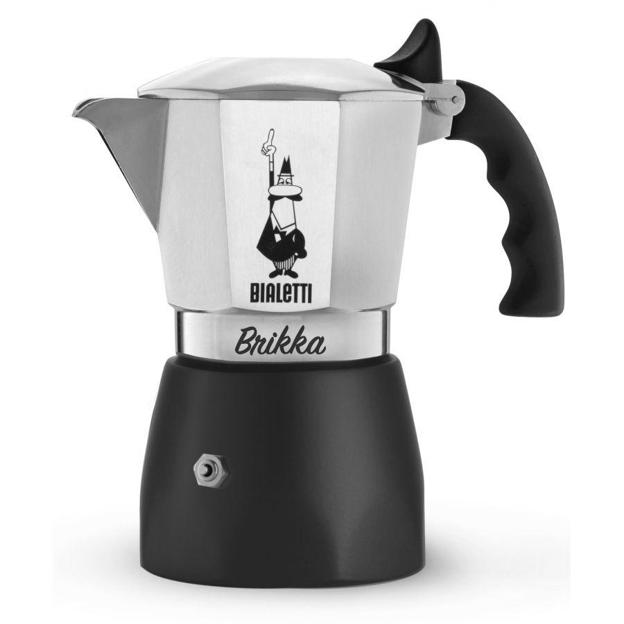 Bialetti Brikka Mocha kotyogó kávéfőző 4 csésze kávéra