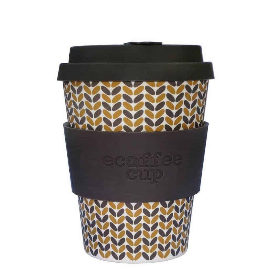 Bambusz bögre Ecoffee Threadneedle 340ml
