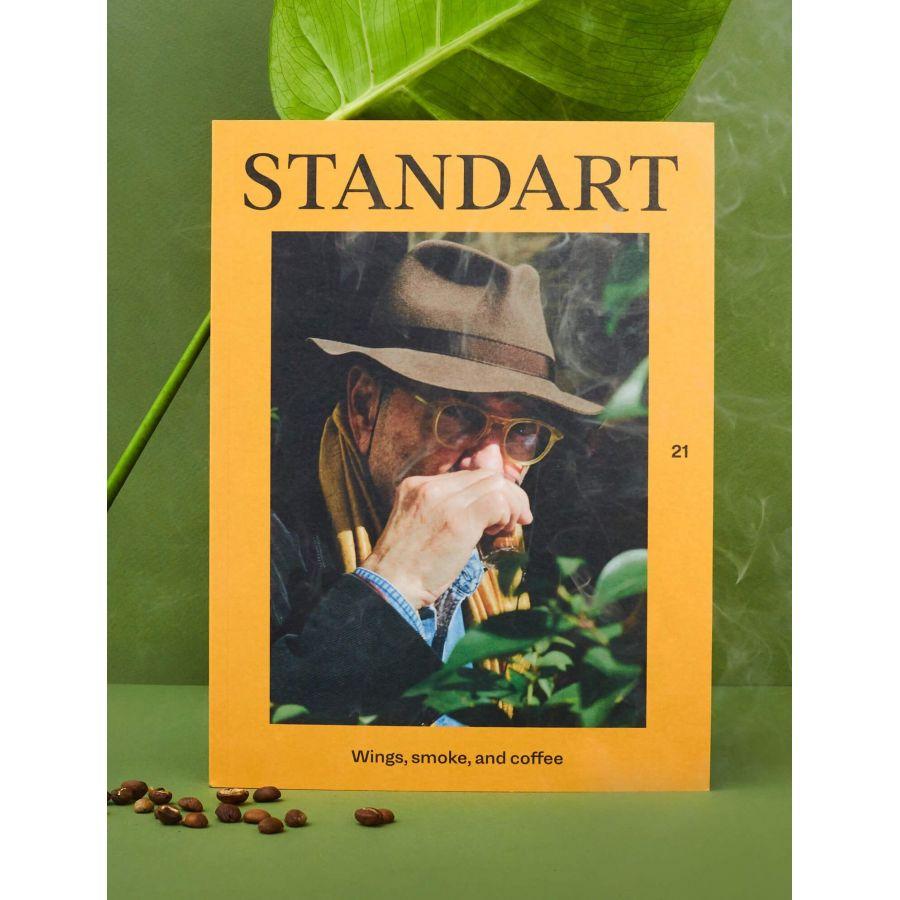 Standart Magazine No. 21 - angol