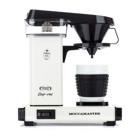 Moccamaster One Cup Technivorm fehér