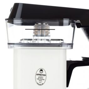 Moccamaster One Cup Technivorm biely