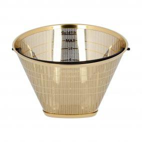 Moccamaster Gold Filter 1x4 - kovový zlatý filter