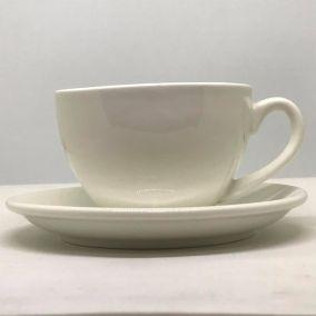 Cappuccino csésze Kaffia 220ml - fehér