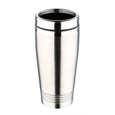 Thermal stainless steel 425ml, silver