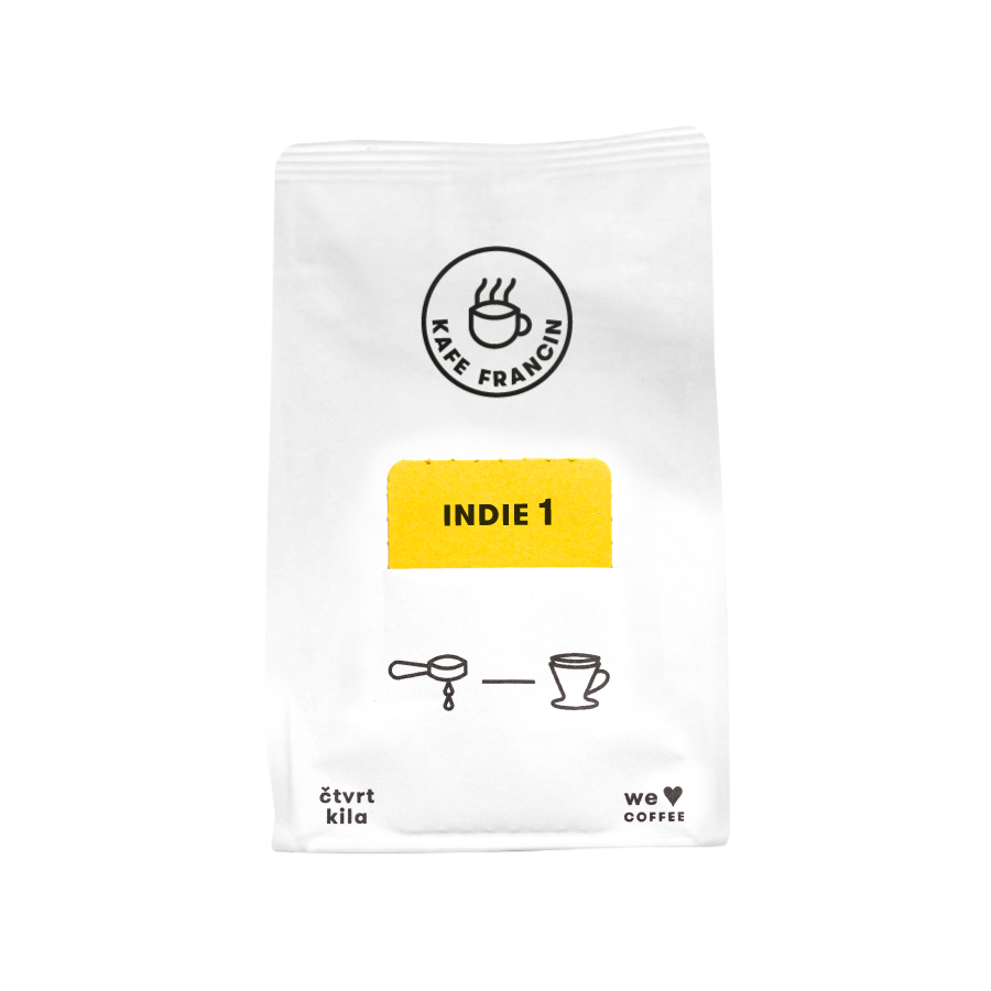 Kafe Francin Indie Ratnagiri Red Honey 250g