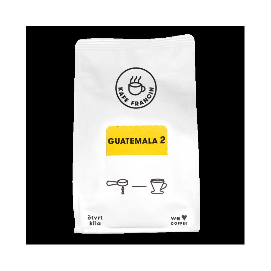 Cafe Francin Guatemala Finca Canaque 250g