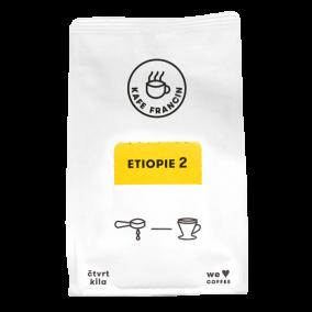 Kafe Etiopie 5 Arsonala 250g