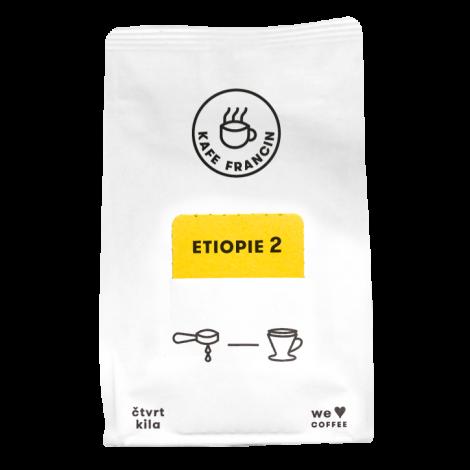 Coffee Francin Ethiopia Guji Arsosala 250g