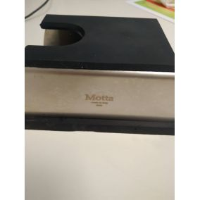 Motta lever and tamper holder used / discount