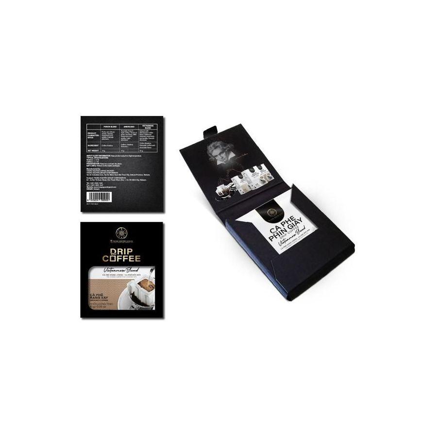 Trung Nguyen csepegtető kávé - 3 db tesztcsomag