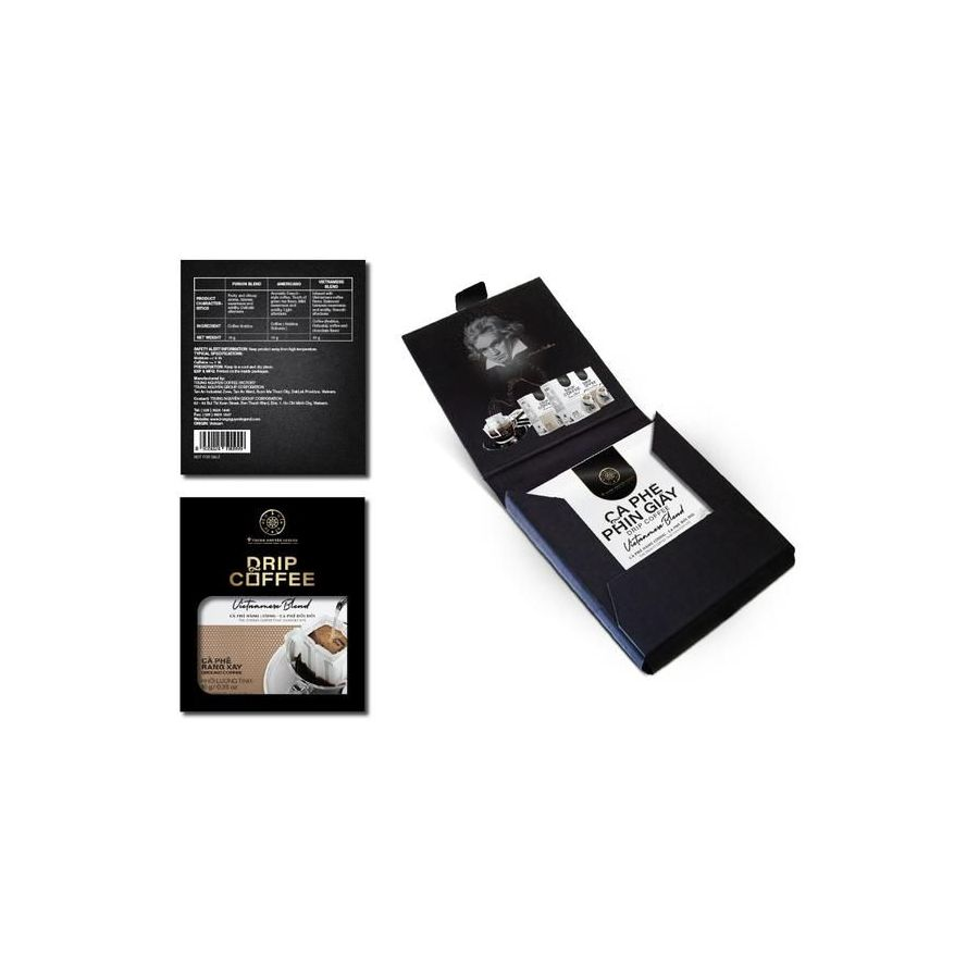 Trung Nguyen Drip Coffee - 3 ks testovací balíček