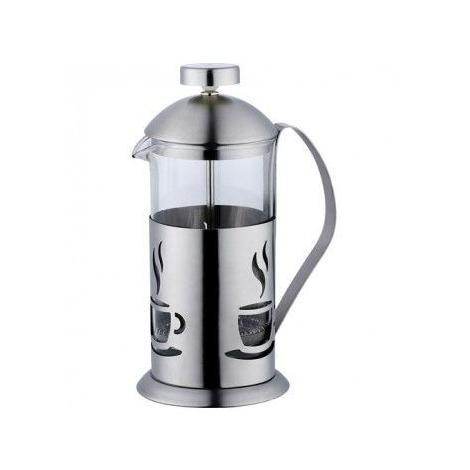 French press 800ml (rozsdamentes acél) - kávé mintázat