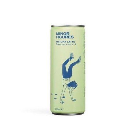 Cold Brew - Matcha Latte s ovseným nápojom - Minor Figures Nitro