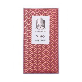 Čokoláda ajal Víno 60%