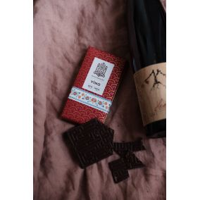 Čokoláda Ajala Víno 60%