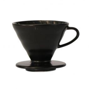 Hario dripper V60-02 ceramic - matt black