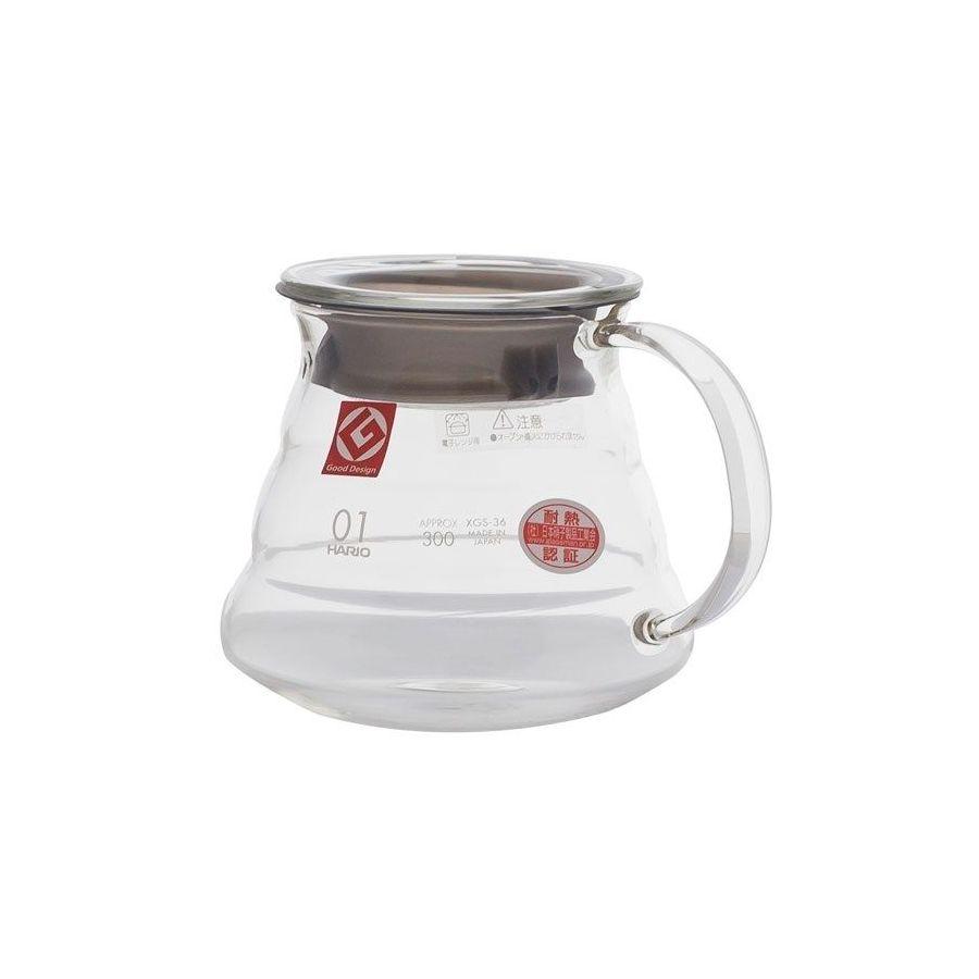 Hario V60 Range Server 360ml (XGS-36TB) coffee pot