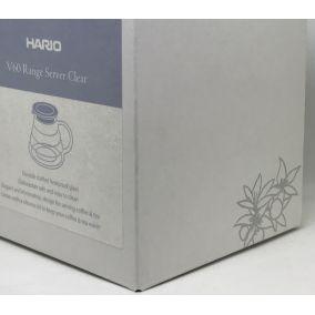 Hario V60 Range Server 600ml kanvice na kávu - séria EKO BLOOM