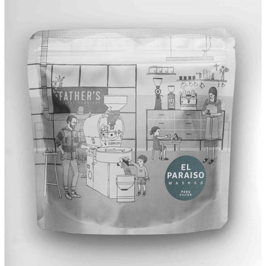 Fathers Coffee Peru El Paraiso 300g