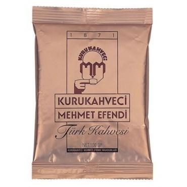 Turecká káva 100g Kurukahveci Mehmet Efendi