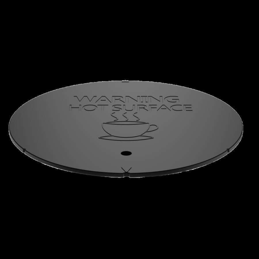 Náhradné silikónové viečko Sealpod pre nerezovú kapsulu Dolce Gusto ®