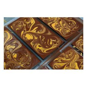 Bársonyos csokoládé keverék...