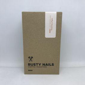 Coffee Rusty Nails Peru Las...