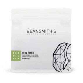 Beansmiths Brazil Pe De Cedro, 250g