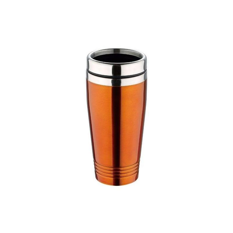 Thermostat stainless steel 425ml, orange