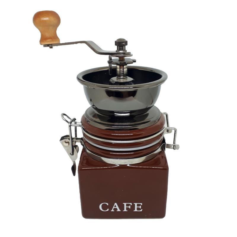 Mlynček Kaffia Café (hnedý)