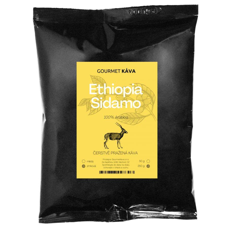 Coffee Ethiopia Sidamo, 100% arabica