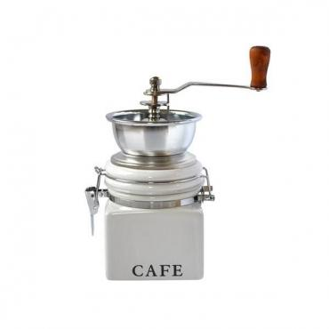 Kaffia Café Mill (White)