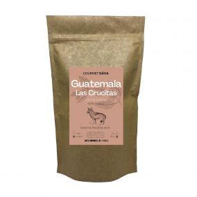 Guatemala Crucitas, közepes pörkölés, arabica kávébab