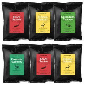 Kávé előfizetés Gourmet Kávé