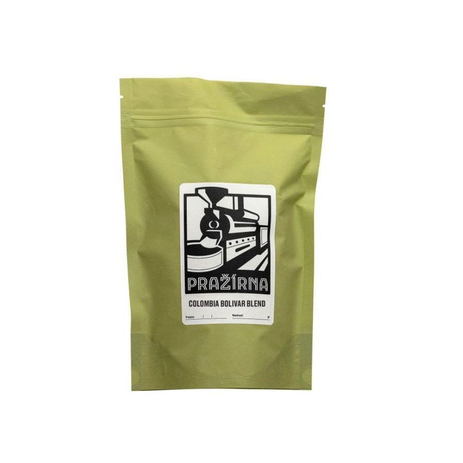Kaviareň Pražiareň Colombia Bolivar Blend 250g