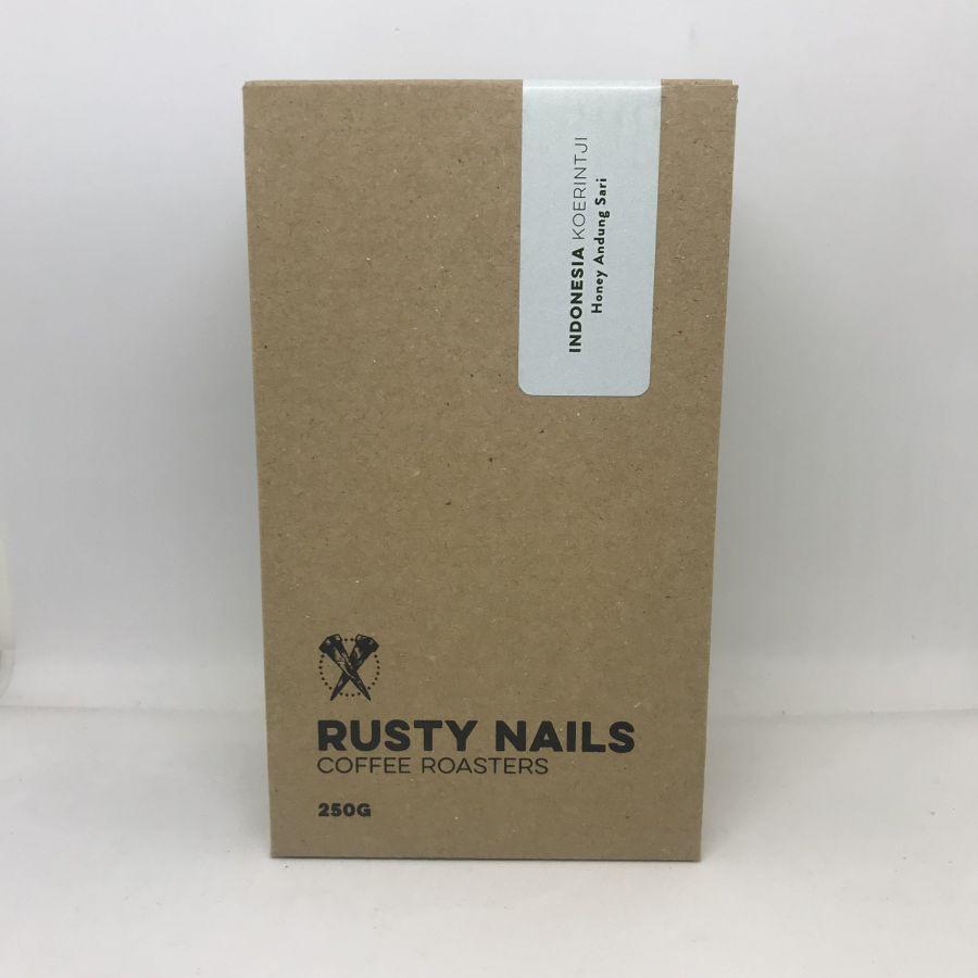 Coffee Rusty Nails Sumatra Koerintji, 250g