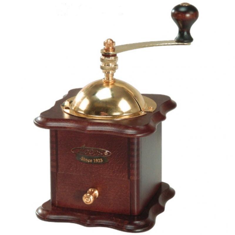 Kézi kávédaráló - Lodos 1920 (sötét)