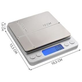 Weight Kaffia Square 2 kg /...