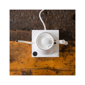 Kettle Fellow Stagg ECG 0.9L electric white