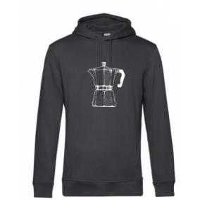 Moka Unisex Organic Sweatshirt