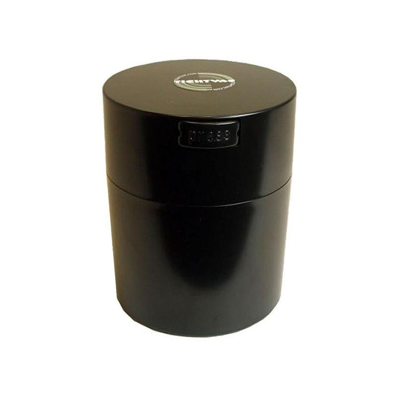 Vacuum Sealed Container 250g, Black, Coffeevac