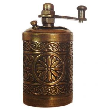 Pepper mill (bronze)
