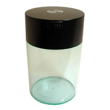 Vákuumdoboz 500g, átlátszó, Coffeevac